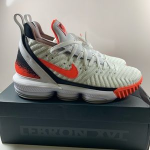 Nike LeBron 16 XVI Tech Chal Sz 13 CI1521-100